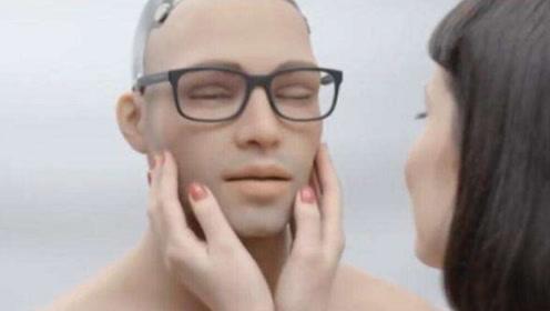 """日本发明""""男性机器人"""",为什么会受女人欢迎?功能好齐全"""