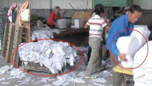 """卫生纸是买""""白色""""还是""""黄色"""",造纸工人:你还是不要知道的好"""