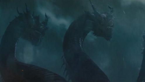或许是史上最厉害三头龙怪兽!