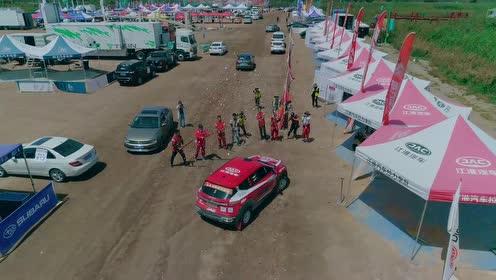 勇夺国家两驱组厂商杯冠军 CRC张掖站江淮瑞风S4首秀显实力