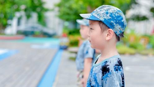 海南省军区幼儿园大3班毕业微电影——海南沐林影视出品