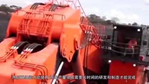 """挖掘机界的""""饕鬄巨兽""""!重1780吨长20米,网友:庞然大物"""