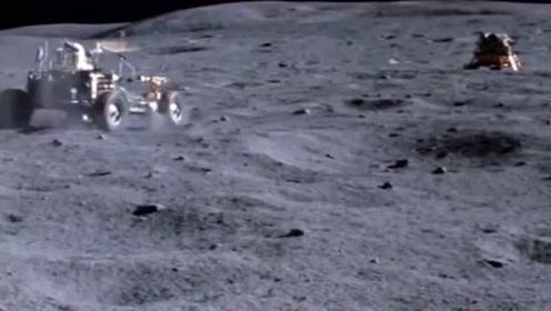 《跨月飞行》纪录片精彩片段