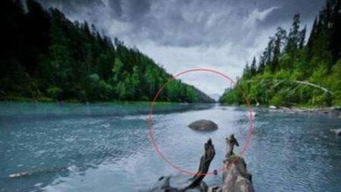 黑龙江镜泊湖出没20米神秘生物,身体无鳍浑身发光