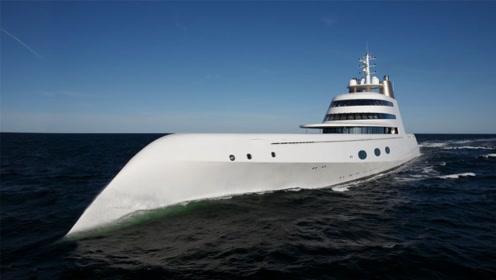 最硬核秀恩爱!亿万富豪为哄老婆开心,造世界最大帆船游艇