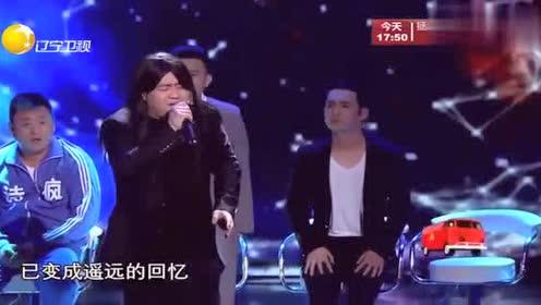 宋晓峰唱儿歌,被音乐团长一脚踹倒,只因告诉了团长一个秘密