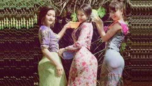 6万中国男人定居缅甸后,为何不愿意回国?网友:中国男人有福了