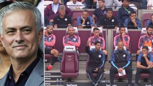 穆里尼奥预测争冠热门:曼城、利物浦、热刺、曼城B队