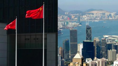 """美国再对香港示威活动发声 议员:不接受任何""""武力镇压"""""""
