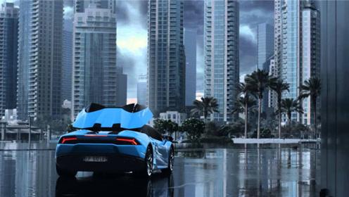 兰博基尼旗舰车宣传片,被称为最强的系列,所到之处都是光辉!