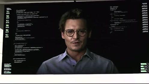《超验骇客》诺兰制片+约翰尼德普主演+硬科幻居然等于烂片?