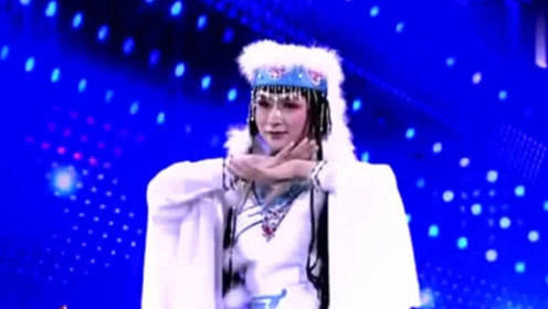 """含香公主再现舞台,引得数百只蝴蝶飞舞,""""五阿哥""""傻眼了!"""