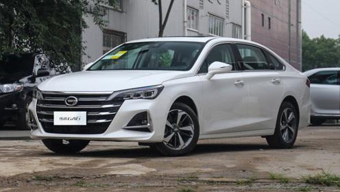 广汽传祺全新GA6于8月23日上市,空间加大,质感不输合资车