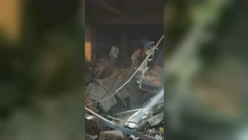 4死16伤!辽宁一餐馆突发液化气爆炸,玻璃门窗被炸飞