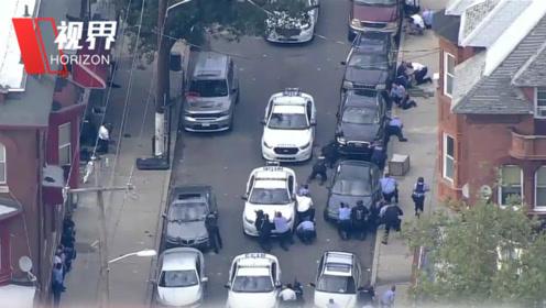 美国费城枪击案嫌犯投降自首 全程回顾费城史上最激烈警匪枪战