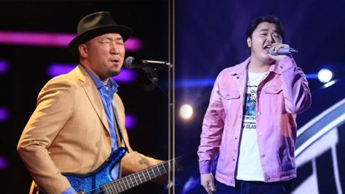 汪帅张岭同唱《喝酒blues》,朴实民谣富有独特魅力