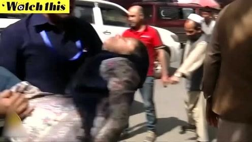 婚礼变葬礼 喀布尔婚礼自杀式炸弹几十人死亡 伊斯兰国宣称负责