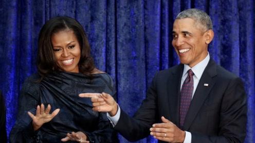 奥巴马转行拍电影 居然讲了一名中国老板的故事