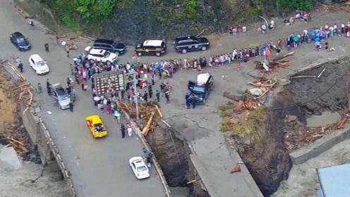 汶川山洪灾害已致9人遇难35人失联 110秒速览消防救援纪实