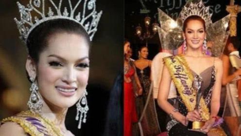 """泰国最美""""人妖皇后"""",成名后拒绝富豪示爱,宁可出家做和尚!"""