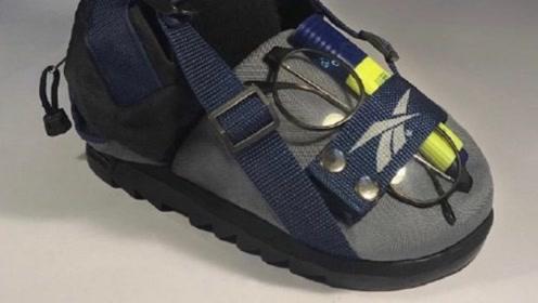 超有设计感的工具袋拖鞋,感觉很万能的样子哦!