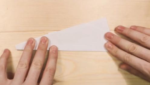 学校里建起了飞机场?飞上天空的梦想!关同学带你折纸飞机!