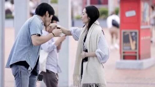 葵花夫妇向佐郭碧婷相约体检, 街边漫步互喂冰淇淋甜蜜撒糖