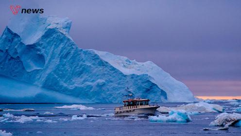 不仅仅特朗普想买岛,气候变化让北极圈成为经济热点