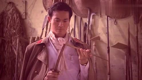 帮助村民打土匪,他看到村民拿出来的武器,直接懵了