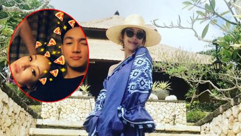 萧亚轩公布与小16岁男友恋情,每一任男朋友清一色的年轻帅气