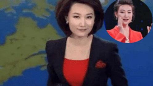 """央视1姐多年戴假发""""扮成熟"""" 摘掉假发好看10岁"""