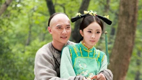 杨幂8年后再穿清装,颜值简直冻龄,比和冯绍峰同框更抢镜