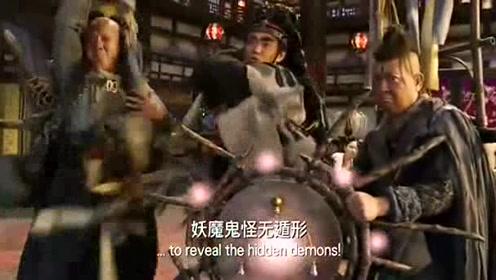 西游伏妖篇-王丽坤这个扮相,颠覆以往形象,妖气十足!