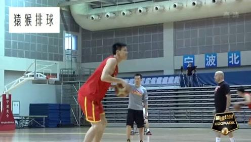 以篮球之名-周鹏:不断挑战极限,享受这份热爱!
