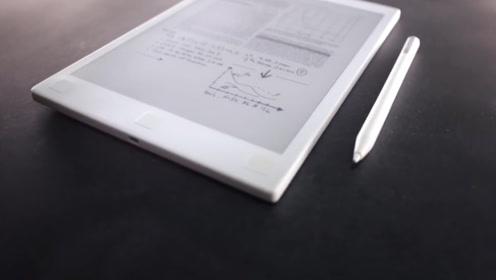 ReMarkable纸面平板电脑,受到国外绘画大师一致认可!