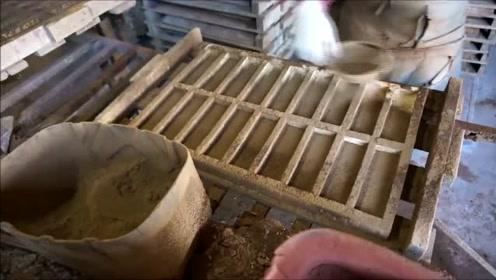 如何用混凝土制作石材单板砖