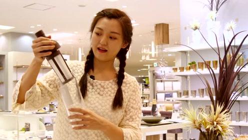 号称日本玻璃王的HARIO,超适合夏天使用的高颜值咖啡壶茶具