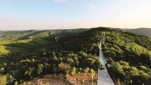当年秦始皇修建的公路,为啥两千年也不长草?这技术一般人不会!