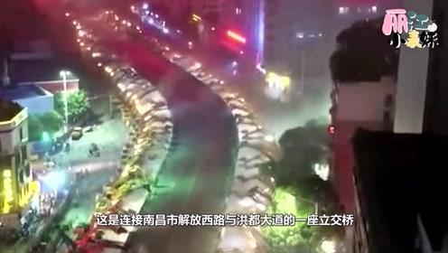 """震撼!中国200台挖掘机""""一夜拆除"""",看完老外直呼:绝不可能"""