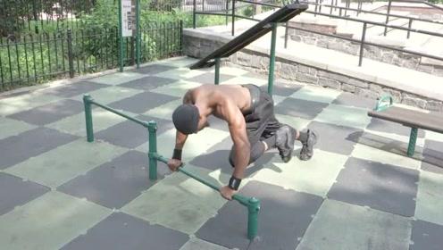 小伙教你用徒手健身的方法减肥减脂,很实用