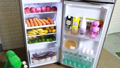 不适合放冰箱的几种食材,不仅不保鲜还对食物不好,你家冰箱有吗