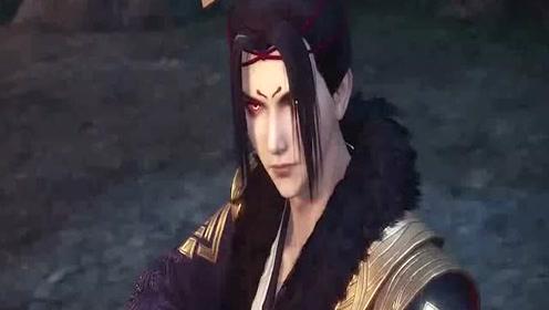 画江湖之不良人方言版:李星云和岐王因龙泉宝盒起争执