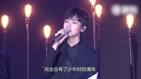 我再也不厌王俊凯的浓妆了,你看他素颜的样子,自带妆感依旧清爽