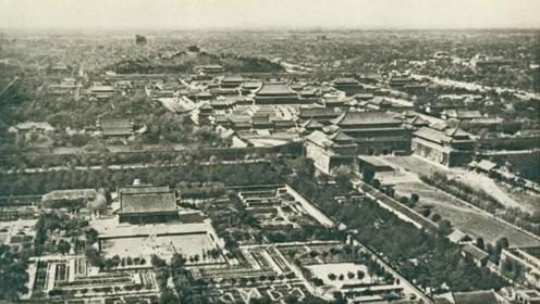 """北京城是按""""哪吒""""的样子修建的?不信,你看它的西北角"""