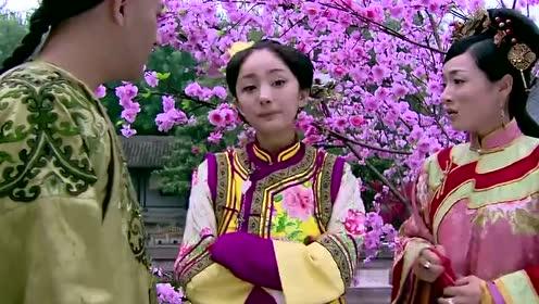 宫锁心玉:太子把晴川奉为仙姑,还想娶她,她这样拒绝实在太绝了