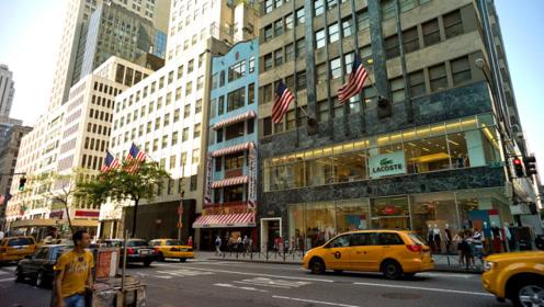 全球最奢侈的两条街,一条在美国却不是华尔街,一条在中国!