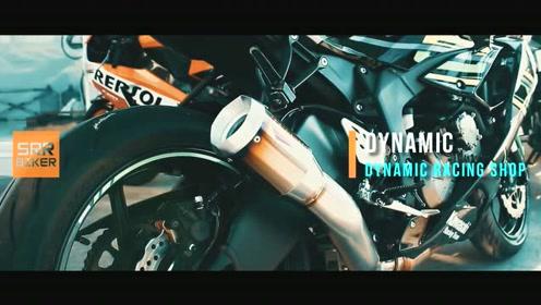 暗黑流本田Honda,全段天蝎尾气,这还是不坏的本田吗?