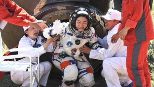 """为何中国的首位女宇航员,回来后就""""杳无音讯""""?看完很扎心!"""