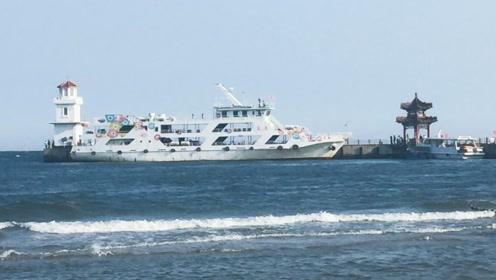 秦皇岛著名的浴场:东山浴场免费游玩,比北戴河还好!