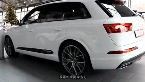 2019款奥迪Q7加版3.0T新配置豪车